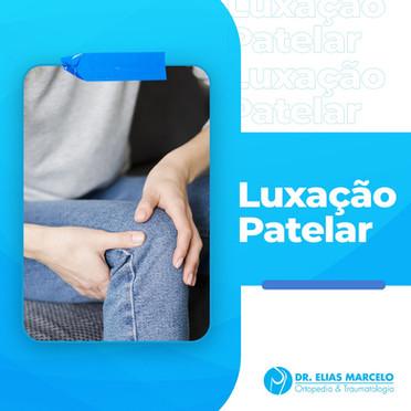 Luxação Patelar