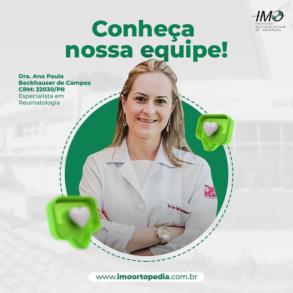 Dra. Ana Paula Beckhauser de Campos