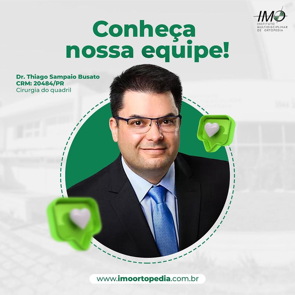 Dr. Thiago Busato