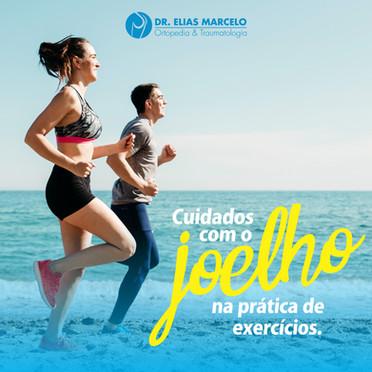 Cuidados com o joelho na prática de exercícios