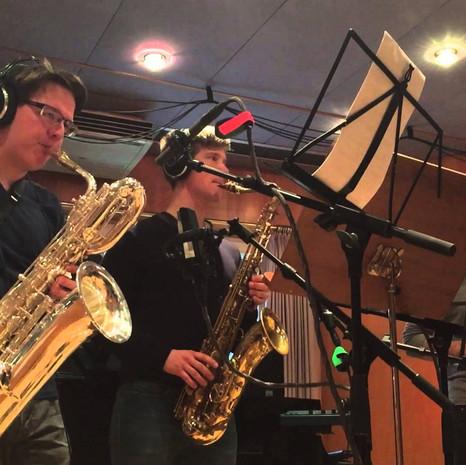 Wind Suite | Studio Recording