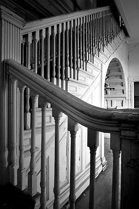 Grand Staircase at the Asylum