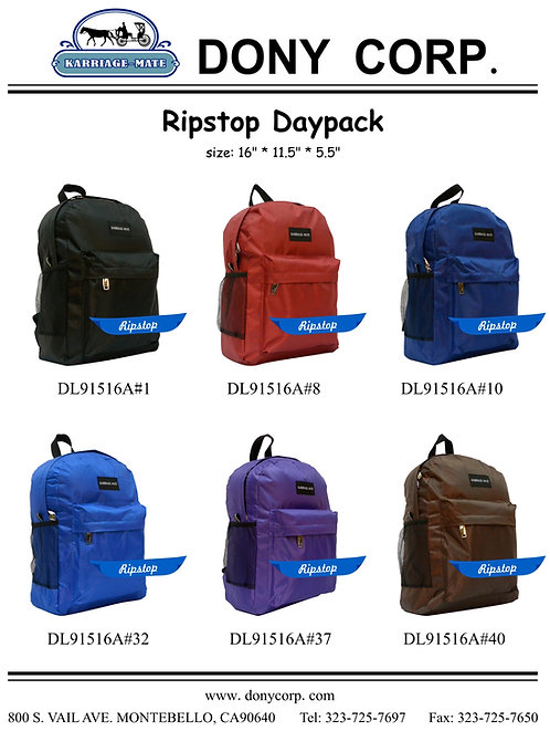 Ripstop Daypack