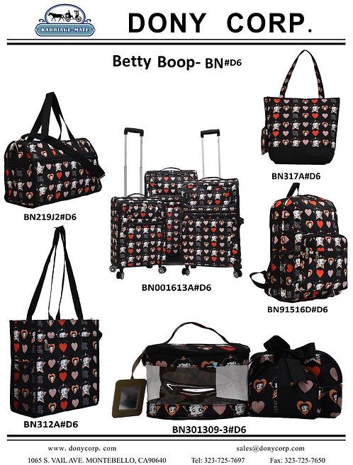 Betty Boop D6