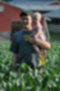dair farming vermont corn