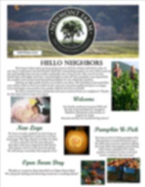 Newmont Fall 2016 Newsletter.jpg