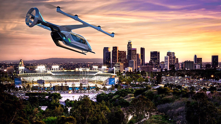 Aeropodium: The Business of UAM - A Global Ecosystem