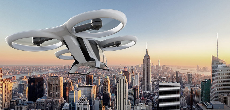 Urban-Air-Mobility-UAM