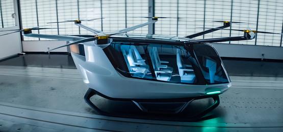 Skai's hydrogen-powered VTOL