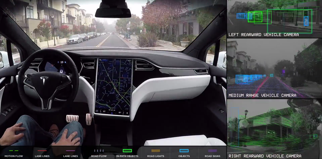 Tesla is hoping to soon have the highest level of autonomy for its vehicles