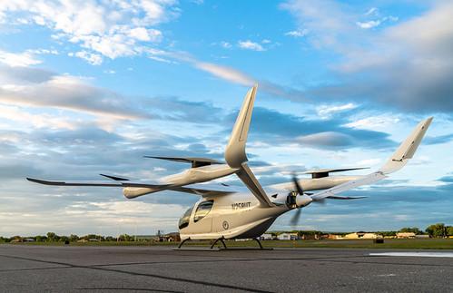 Alia aircraft by Beta Technologies