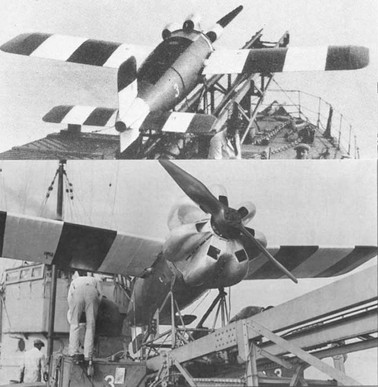 Queen Bee aircraft