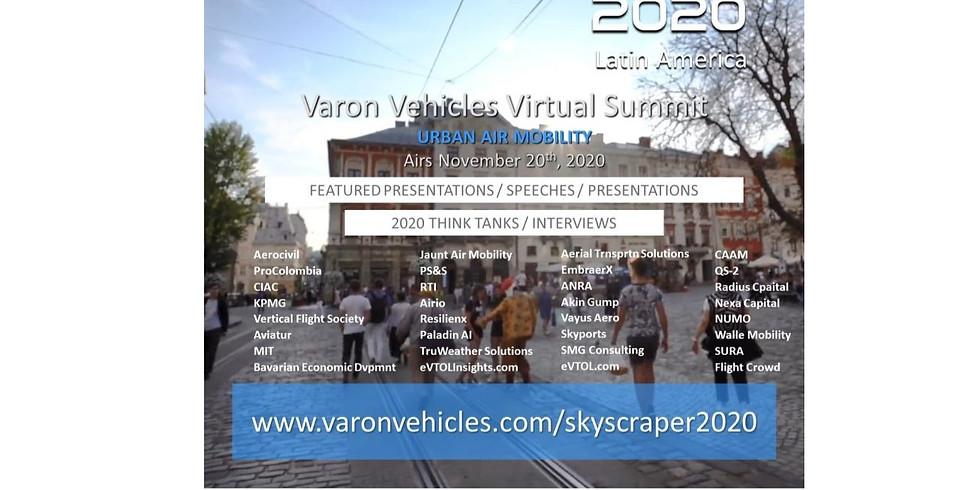 Varon Vehicles Virtual Summit: Skyscraper 2020