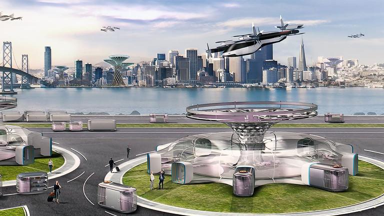 Aeropodium: The Business of UAM