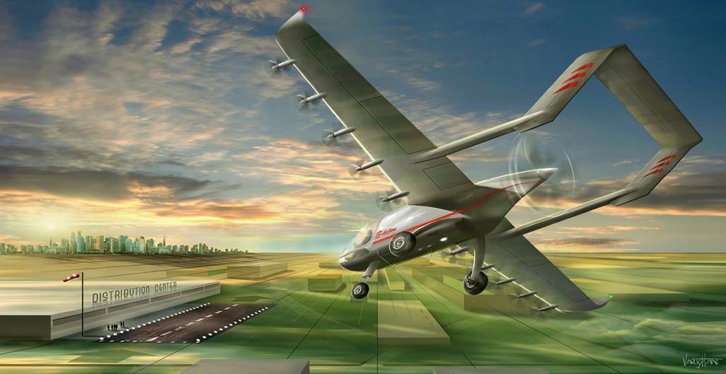 Airflow's aircraft