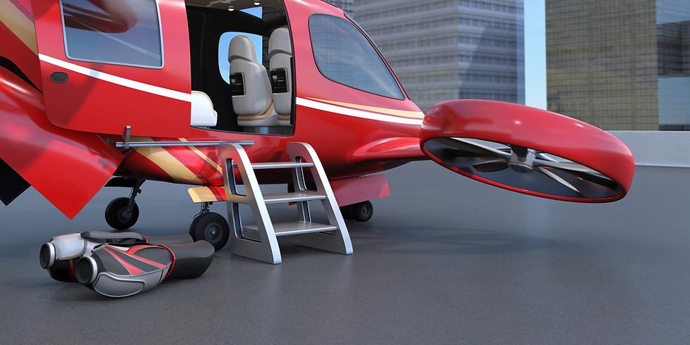 Aeropodium: A vision for the future