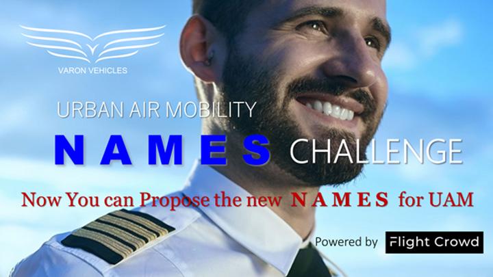 Flight Crowd x Varon Vehicles NAMES Challenge