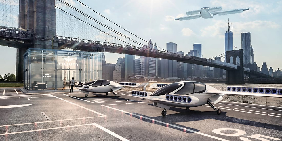 RAeS: Urban Air Mobility Conference 2020
