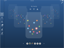 Story jar - tablet
