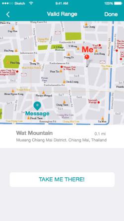 Message navigation