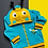 Thumbnail: Blade & Rose Buzzy Bee hoodie