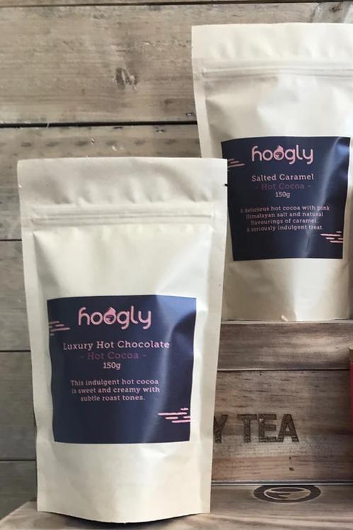 Hoogly tea hot cocoa pouch