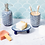 Thumbnail: Blue wave soap dish