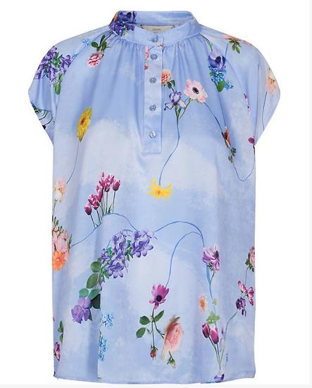 Numph Nucuba floral top