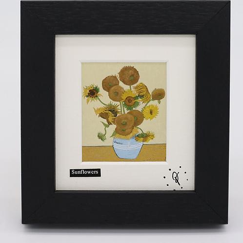 Ross Muir Art - Sunflowers mini
