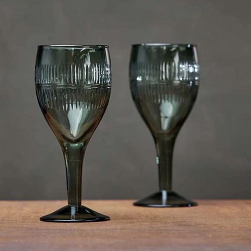 Nkuku Mila wine glasses - set of 4