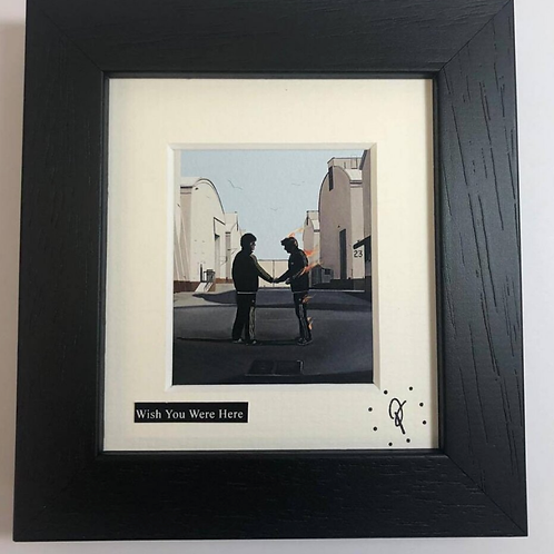 Ross Muir Art - Wish you were here