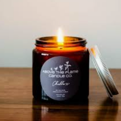 Above the flame candle - Chillax