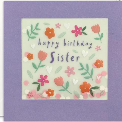Shakies- happy birthday sister
