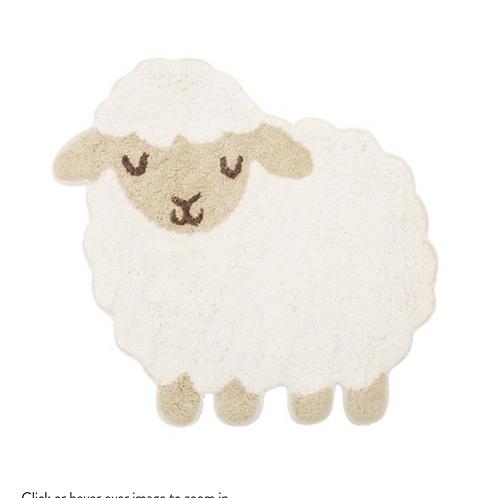 Sass and Belle Baa Baa sheep rug