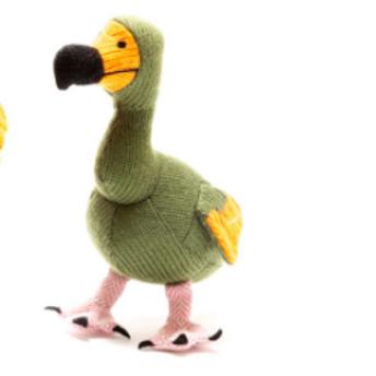 Ethically made soft toy - medium Dodo