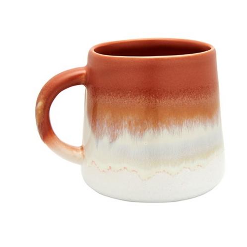 Sass and Belle Mojave brown mug