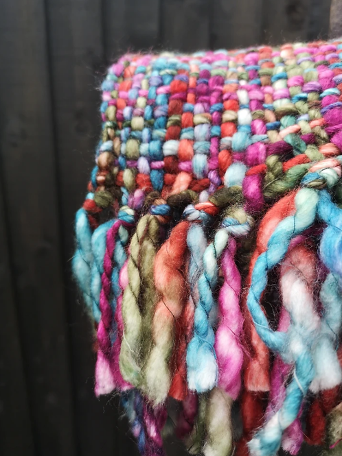 Cool Trade Winds ethically made scarf - Flora
