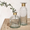 Thumbnail: Nkuku Chara tall glass vase