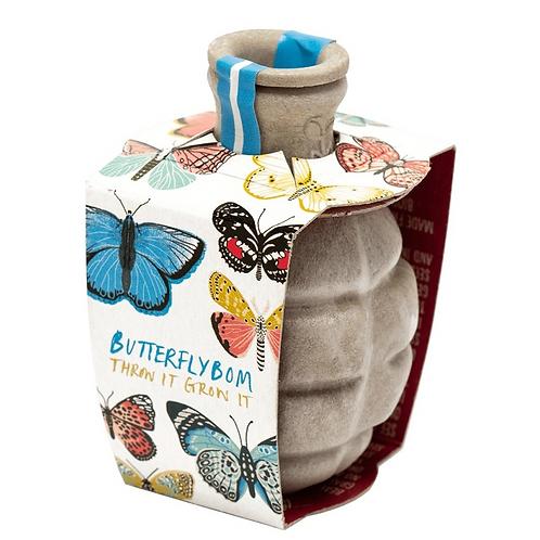 Kabloom butterfly seedbom pollinator