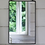 Thumbnail: Nkuku zinc wall mirror - 40 x 25 size - shop or click and collect only