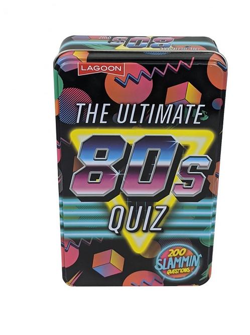 Ultimate 80s quiz