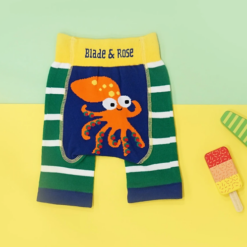 Blade & Rose Charlie Squid shorts