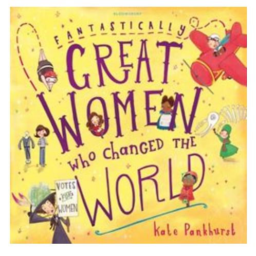 Fantastically great women who changed the world - PB