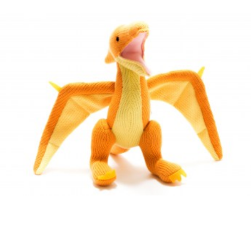 Ethically sourced soft toy - Pterodactyl medium