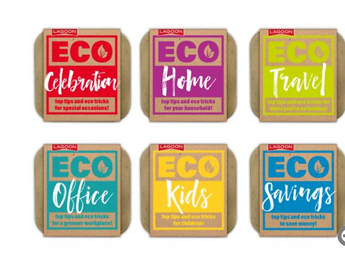 Eco tips and tricks - ideal stocking fillers