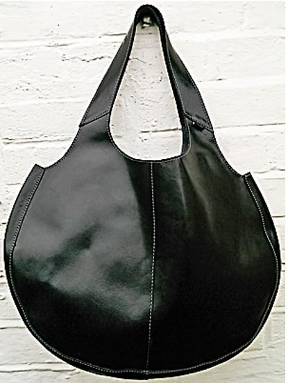 Shona Easton Martha shopper in black