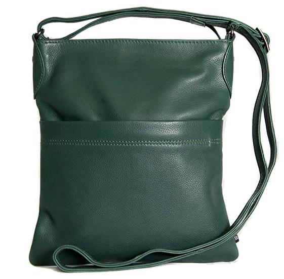 Shona Easton Shenley bag in green