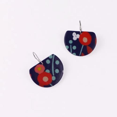Nadege Honey - Flora BB earrings
