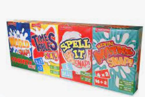 Variety Snap Games -