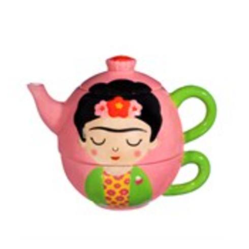 Sass and Belle Frida teapot